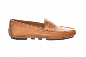 Carvela 920 Leather Penny Moccasin