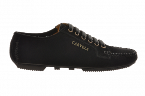 Carvela 375 Suede Lace-Up Moccasin