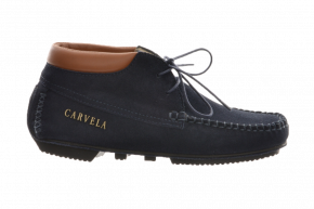 Carvela Childrens Suede Moccasin