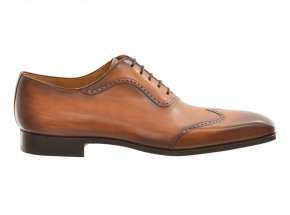 Magnanni Fancy Oxford Wingtip Lace Up