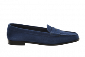 Church's Suede Penny Loafer