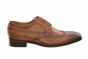 Kurt Geiger Reserve Full Brogue Wingtip Lace-Up
