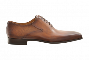 Magnanni Exotic Detail Oxford Lace-Up