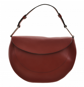 Gianni Chiarini Leather Structured Satchel