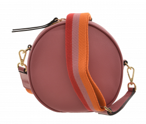 Gianni Chiarini Round Leather Crossbody