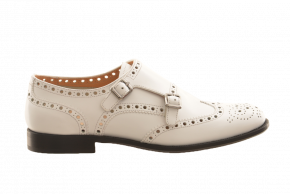 Church's Perforated Leather Monk Strap