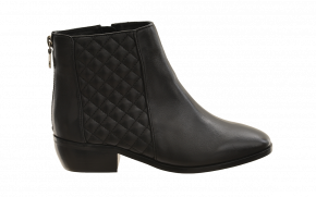 Saffron Browne Quilted Ankle Boot