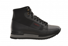 Carvela Weekend Leather/textile Mid-Cut Chunky Athletic