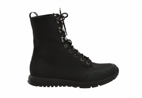 Carvela Weekend Canvas Hi-Top Athletic Boot