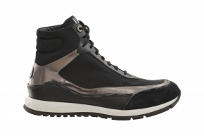 Carvela Weekend Combo Lace-Up Athletic Sneaker