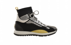 Carvela Weekend Hi-Top Athletic Sneaker