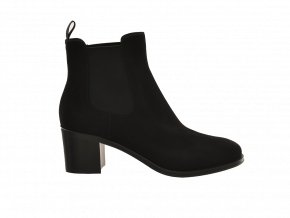 Church's Suede Elastic Bootie