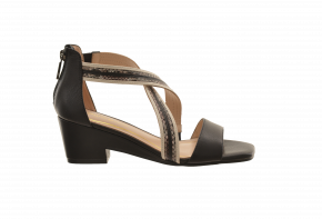 Saffron Browne X-Over Sandal
