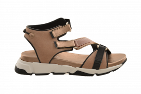Carvela Weekend Asymmetric Velcro Chunky Sandal