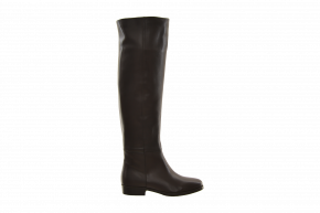 Carvela Luxe Leather Long Boot
